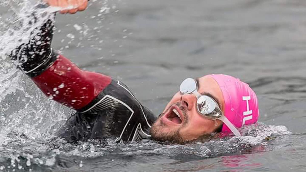 Utklassing i Lofoten Extreme Triathlon